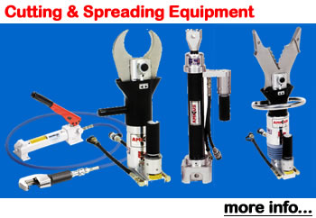 Cutting and Spreading Equipement