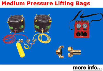 Medium Pressure Lifting Bags