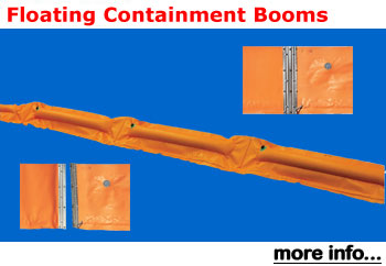Floating Containment Booms