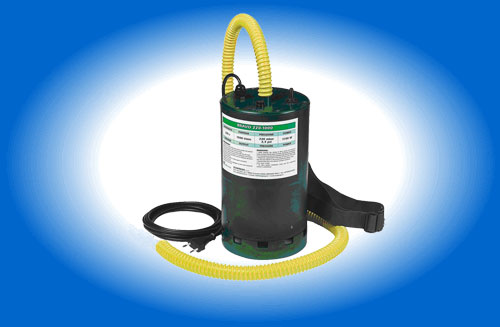 Air Shelter Electric inflator with fill hose-542141