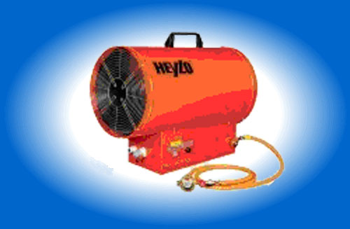 Air Shelter Gas Heater DG30S-542152