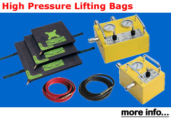 High Pressure Lifting Bags